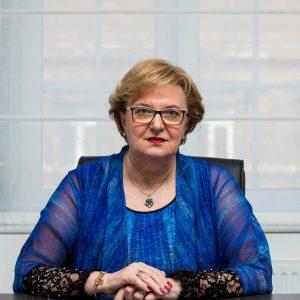 Prof. dr. sc. Jasminka Igrc Barčić - predsjednica
